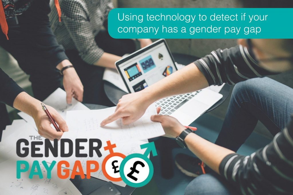 Gender Pay Gap, HR Technology