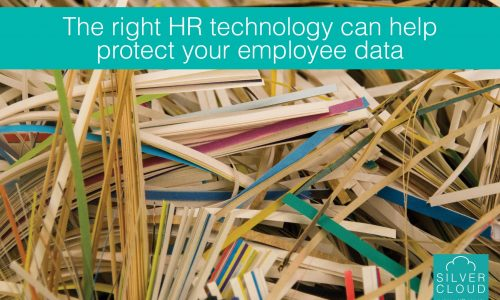 Protect Employee data - HR technology