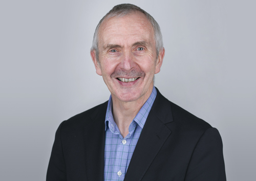 Peter Kenworthy, HRIS Project Manager
