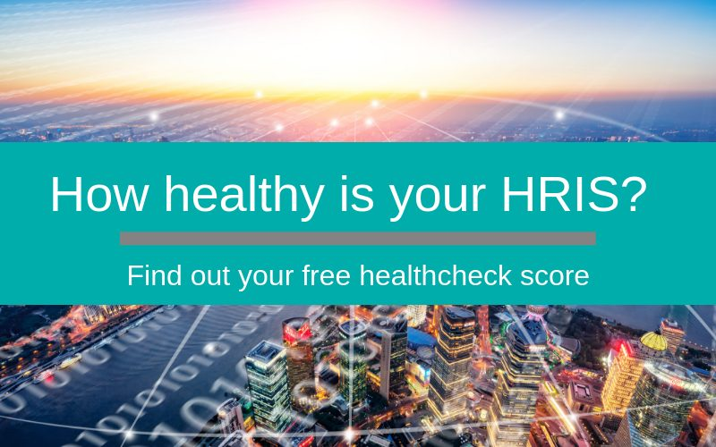 HR systems health check