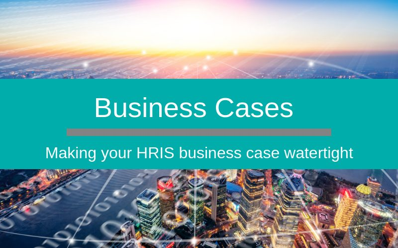 Making a business case for HR automation