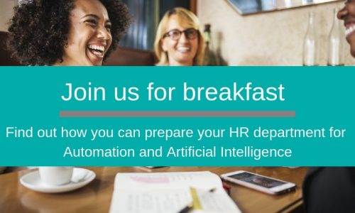 Join us for a breakfast briefing event to find out how you can modernise your HR department