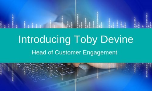 Introducing Toby Devine to the Silver Cloud HR team