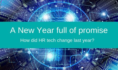 A new year full of promise - changing HR technology