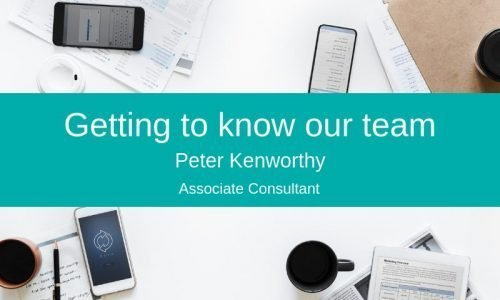 Meet Peter Kenworthy, Associate Consultant