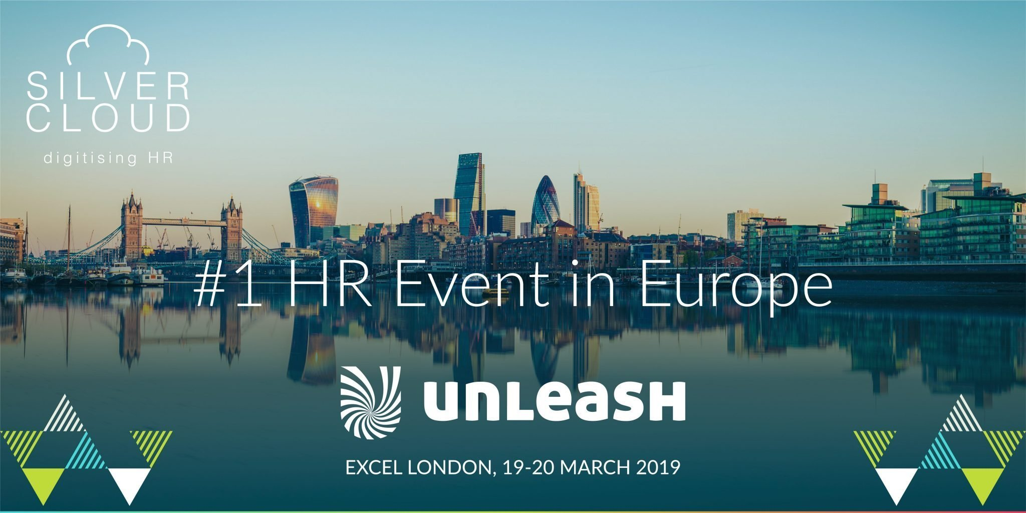 Attend Unleash as a guest of Silver Cloud HR