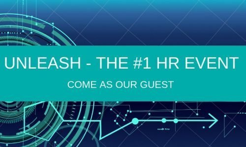 Unleash the HR event - come as Silver Cloud HR's guest