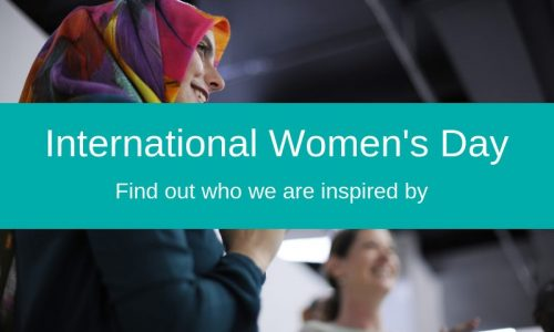 International Women's Day 2019 - Find out who the Silver Cloud HR team are inspired by