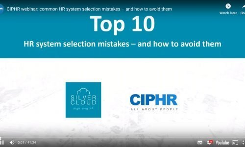 webinar - hr selection mistakes