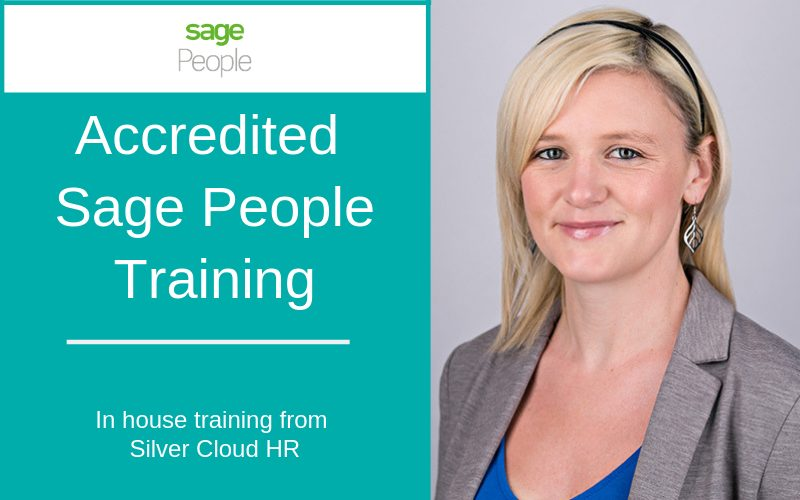 Sage People Training, in house training