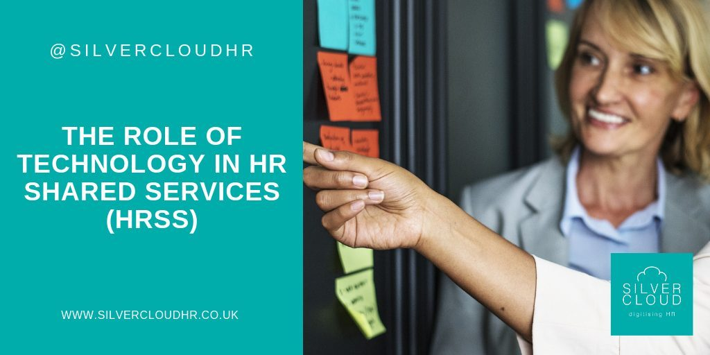 The role of technology in HR shared services