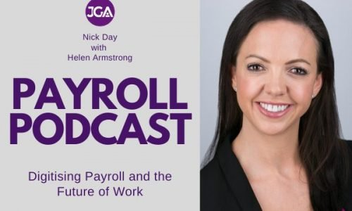 Payroll Podcast cover image