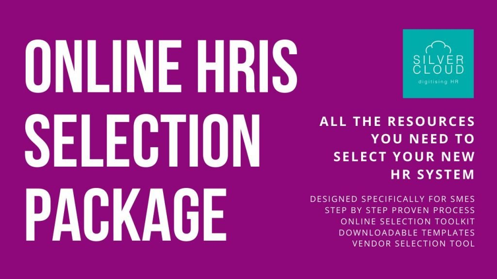 Online HRIS Selection