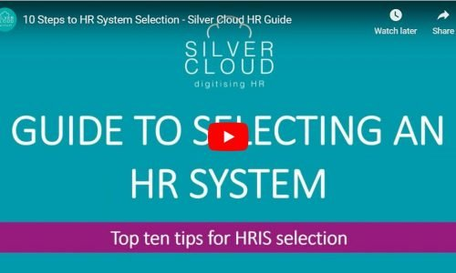 Guide to selecting an HR system