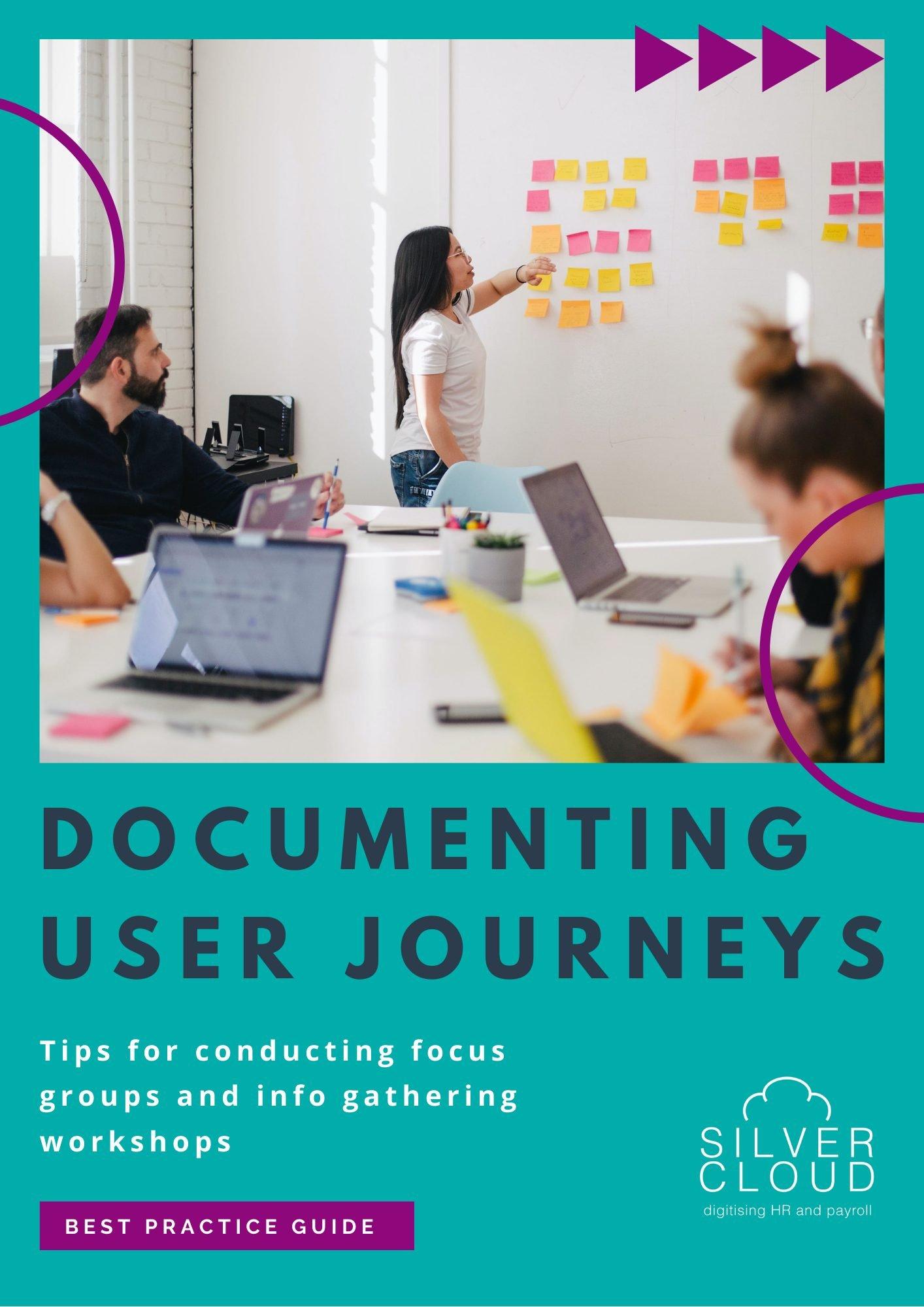 Documenting User Journeys - Best Practice Guide