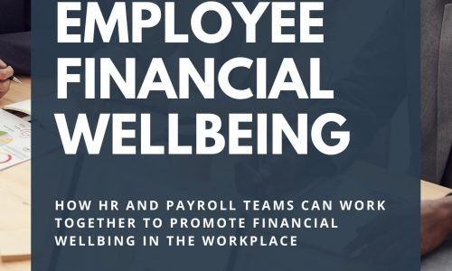 Financial Wellbeing, Employer Resource
