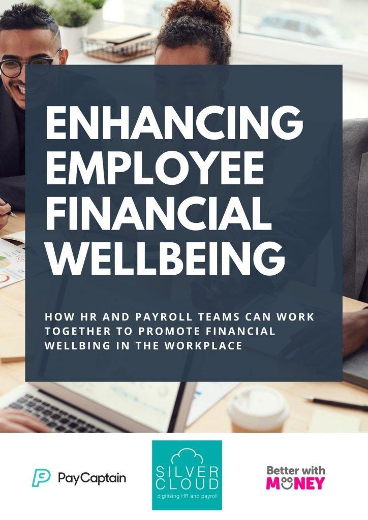 Financial Wellbeing, Employer Resource