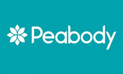 Peabody housing assoc logo