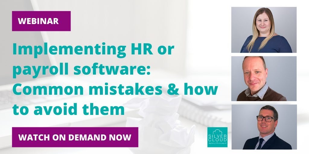HR and payroll implementation advice